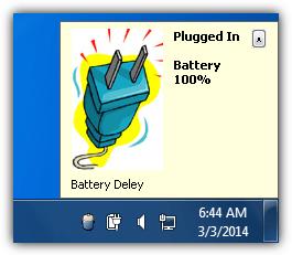 BatteryDeley