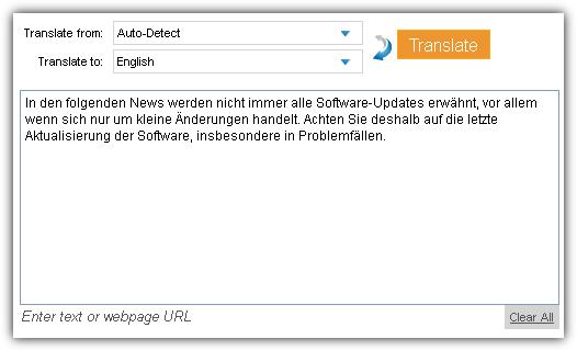 Bing переводчик