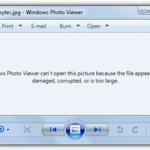 5 инструментов для восстановления поврежденных фотографий и изображений в формате JPEG