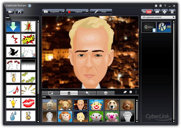 cyberlink youcam version 2