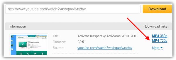 скачать YouTube Vimeo