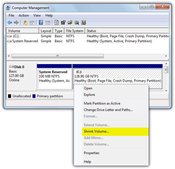 Уменьшить громкость в Windows 7