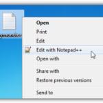 Самый безопасный способ заменить Блокнот на Блокнот ++ в Windows