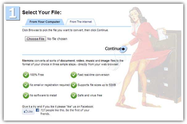 """zamzar """"src ="""" https://img.raymond.cc/blog/wp-content/uploads/2007/08/zamzar.png """"/></p> <p>Бесплатная версия Zamzar поддерживает файлы размером до 100 МБ, только платные предложения позволяют больше. Список того, из чего вы можете конвертировать, является одним из самых больших, и вы также можете конвертировать до 5 файлов одного формата одновременно в один выходной формат. Готовые преобразования отправляются в виде ссылки по электронной почте и будут действовать в течение 24 часов. Zamzar также поддерживает преобразование файлов по URL-адресу. Также доступно около 15 веб-сайтов для обмена видео, таких как Google video и MySpace.</p> <p><strong>Посетите Замзар</strong></p> <p>2. <strong>Fileminx</strong></p> <p><img width="""