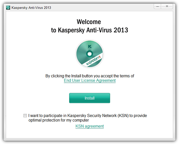настройка антивируса касперского 2013