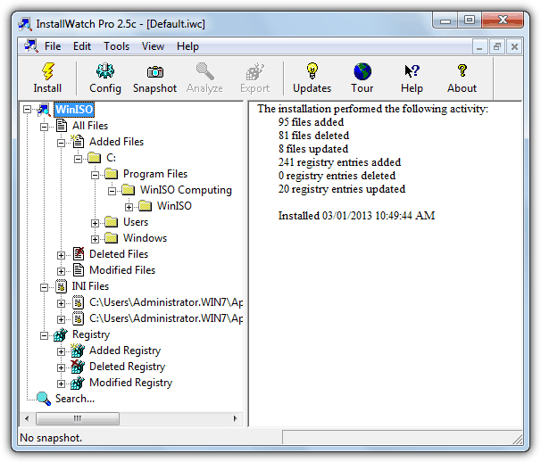 InstallWatch Pro