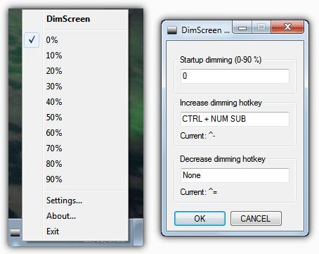 Скачать DimScreen