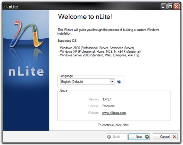 Добро пожаловать в NLITE