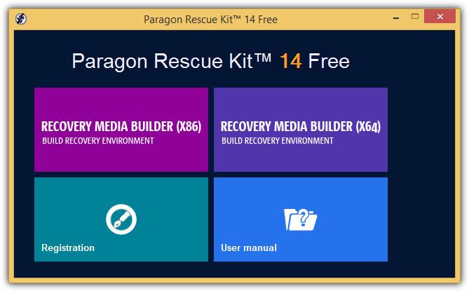 спасательный комплект Paragon