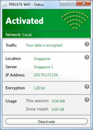 Бесплатный приватный WiFi