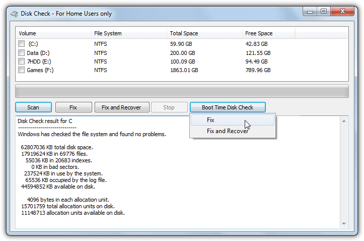 Puran_disk_check