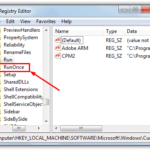 Запускать программу только один раз при загрузке в Windows