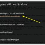 4 Инструменты для предотвращения, отмены и отмены завершения работы системы Windows или перезапуска при запуске приложений