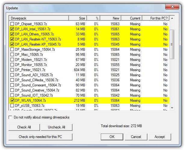 программа установки драйвера snappy