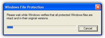 Защита файлов Windows
