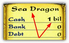 один миллиард динари в легендах Tradewinds