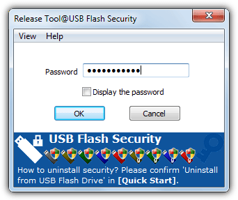 Расшифровка USB Flash