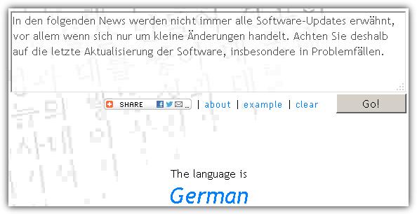 Какой это язык