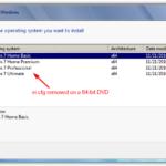 Создайте свой собственный x86 и x64 Все в одном Windows 7 ISO