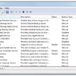 7 инструментов для обнаружения служб, отличных от Windows или других служб