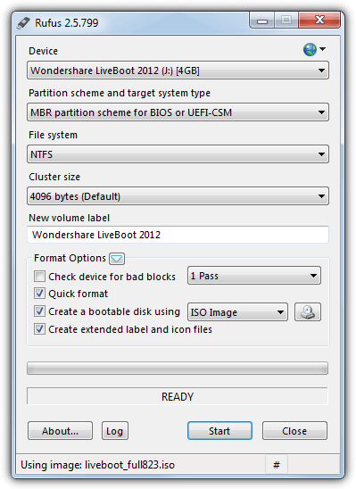Wondershare LiveBot USB