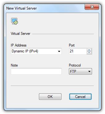 Xlight Новый виртуальный сервер